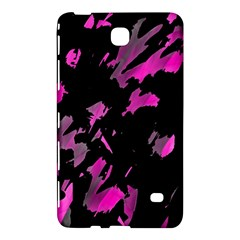 Painter Was Here   Magenta Samsung Galaxy Tab 4 (8 ) Hardshell Case  by Valentinaart