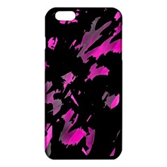 Painter Was Here   Magenta Iphone 6 Plus/6s Plus Tpu Case by Valentinaart