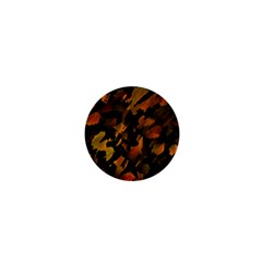 Abstract Autumn  1  Mini Buttons by Valentinaart
