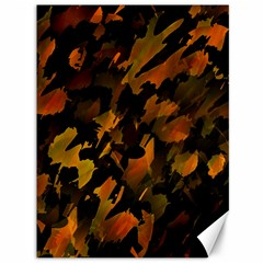 Abstract Autumn  Canvas 36  X 48   by Valentinaart