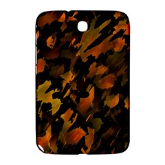 Abstract Autumn  Samsung Galaxy Note 8 0 N5100 Hardshell Case  by Valentinaart