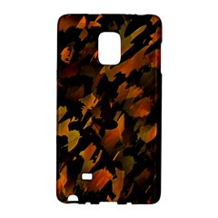 Abstract Autumn  Galaxy Note Edge by Valentinaart