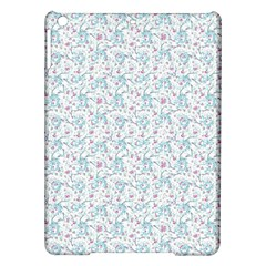 Intricate Floral Collage  Ipad Air Hardshell Cases by dflcprints