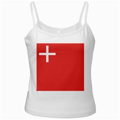Flag of Canton of Schwyz Ladies Camisoles by abbeyz71