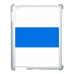 Flag Of Canton Of Zug Apple Ipad 3/4 Case (white) by abbeyz71