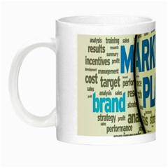 Article Market Plan Night Luminous Mugs by AnjaniArt
