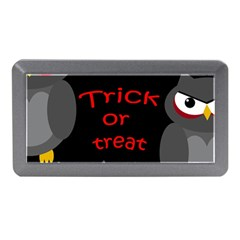 Trick Or Treat   Owls Memory Card Reader (mini) by Valentinaart