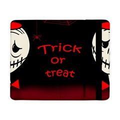 Trick or treat 2 Samsung Galaxy Tab Pro 8.4  Flip Case by Valentinaart