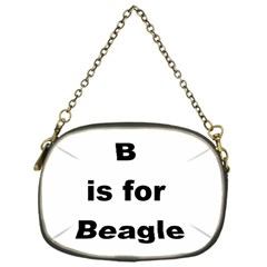 B Is For Beagle Chain Purses (One Side)  by TailWags