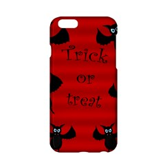 Halloween Bats  Apple Iphone 6/6s Hardshell Case by Valentinaart