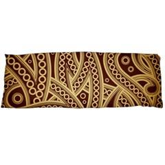 European Fine Pattern Body Pillow Case (dakimakura) by AnjaniArt