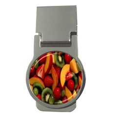 Fruit Salad Money Clips (round)  by AnjaniArt