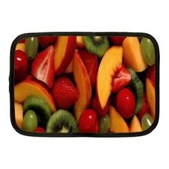 Fruit Salad Netbook Case (medium)  by AnjaniArt