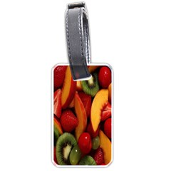 Fruit Salad Luggage Tags (two Sides) by AnjaniArt