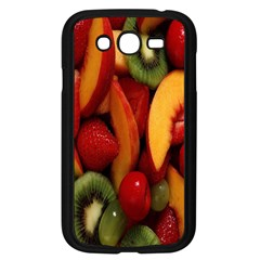 Fruit Salad Samsung Galaxy Grand Duos I9082 Case (black) by AnjaniArt