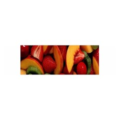 Fruit Salad Satin Scarf (oblong) by AnjaniArt