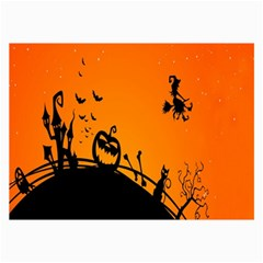 Halloween Day Collage Prints by AnjaniArt