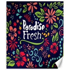 Hawaiian Paradise Fresh Canvas 20  X 24   by AnjaniArt