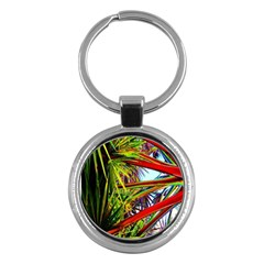 Kostenloses Leaves Key Chains (round)  by AnjaniArt