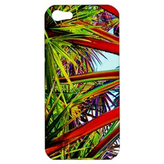 Kostenloses Leaves Apple Iphone 5 Hardshell Case by AnjaniArt