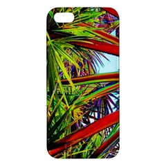 Kostenloses Leaves Iphone 5s/ Se Premium Hardshell Case by AnjaniArt