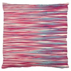Gentle design Standard Flano Cushion Case (One Side) by Valentinaart