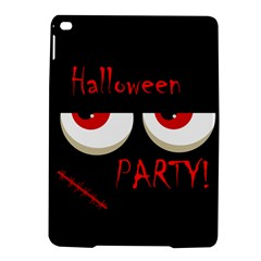 Halloween Party   Red Eyes Monster Ipad Air 2 Hardshell Cases by Valentinaart