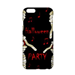 Halloween Mummy Party Apple Iphone 6/6s Hardshell Case by Valentinaart