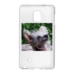 Chinese Crested Galaxy Note Edge by TailWags