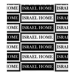 Israel Home Shower Curtain 66  X 72  (large)  by BlueDovesLLC