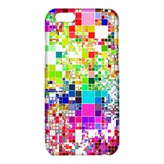 Creativity Abstract Squares  iPhone 6/6S TPU Case by Zeze