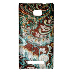 Texture Fabric Pattern Knitted Wear HTC 8X by Zeze