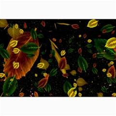 Autumn 03 Collage Prints by MoreColorsinLife