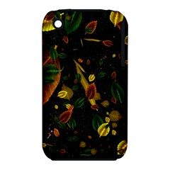Autumn 03 Apple Iphone 3g/3gs Hardshell Case (pc+silicone) by MoreColorsinLife