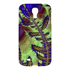 Freaky Friday, Blue Green Samsung Galaxy S4 I9500/i9505 Hardshell Case by Fractalworld