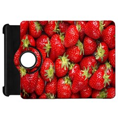 Red Fruits Kindle Fire Hd Flip 360 Case by AnjaniArt