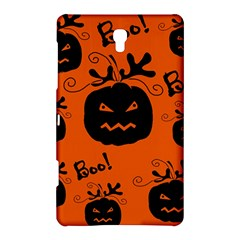 Halloween Black Pumpkins Pattern Samsung Galaxy Tab S (8 4 ) Hardshell Case  by Valentinaart