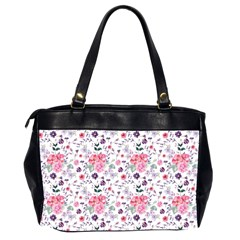 2sided Floral Oversize Handbag By Joy   Oversize Office Handbag (2 Sides)   Gd6kqovzrj61   Www Artscow Com Back