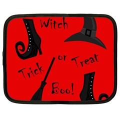 Witch Supplies  Netbook Case (xxl)  by Valentinaart