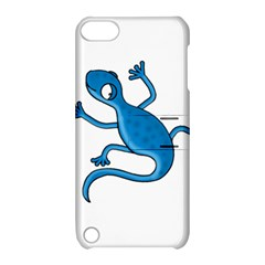 Blue Lizard Apple Ipod Touch 5 Hardshell Case With Stand by Valentinaart