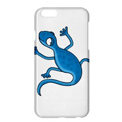 Blue Lizard Apple Iphone 6 Plus/6s Plus Hardshell Case by Valentinaart
