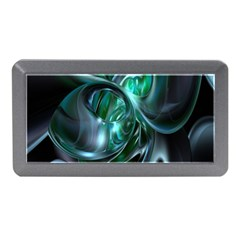 Ws Blue Green Float Memory Card Reader (Mini) by AnjaniArt