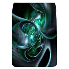 Ws Blue Green Float Flap Covers (s)  by AnjaniArt