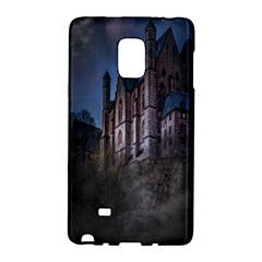 Castle Mystical Mood Moonlight  Galaxy Note Edge by Zeze
