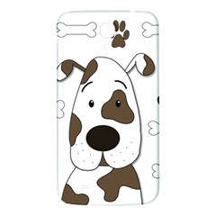 Cute Dog Samsung Galaxy Mega I9200 Hardshell Back Case by Valentinaart