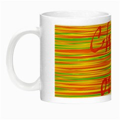 Chill Out Night Luminous Mugs by Valentinaart