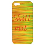 Chill out Apple iPhone 5 Hardshell Case