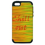 Chill out Apple iPhone 5 Hardshell Case (PC+Silicone)