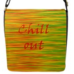 Chill out Flap Messenger Bag (S)