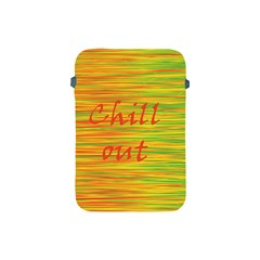 Chill Out Apple Ipad Mini Protective Soft Cases by Valentinaart